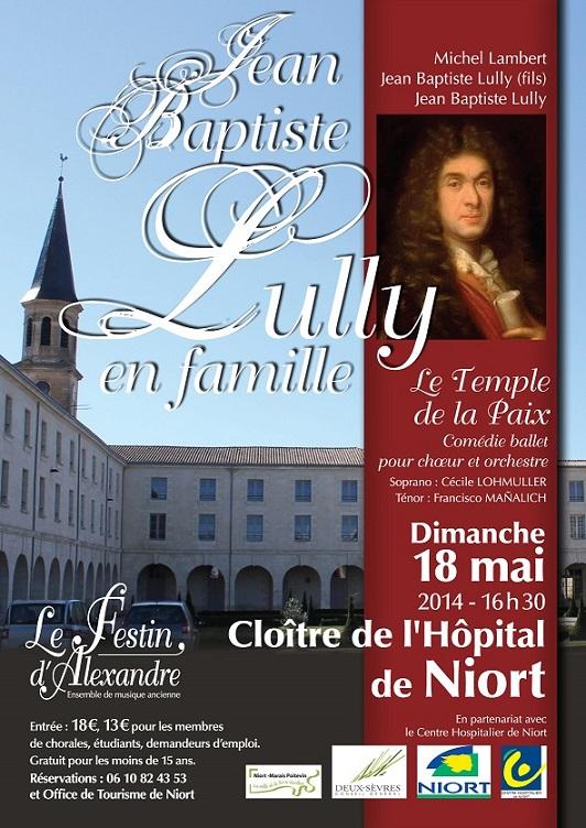 """Ballet """"Le Temple de la Paix"""" de 1685"""