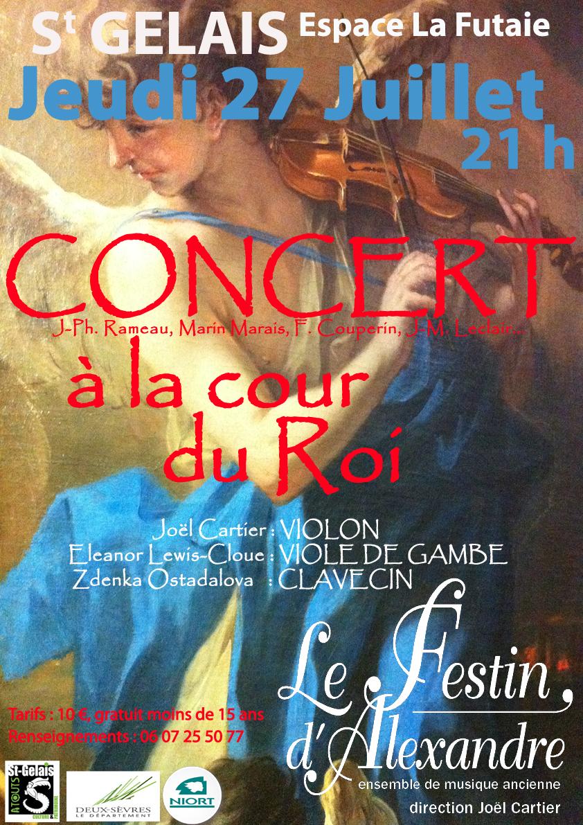 Concert St Gelais