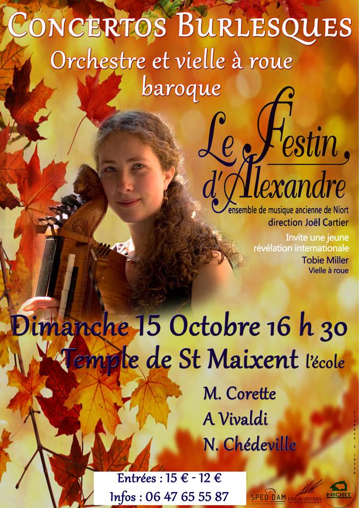 Concertos Burlesques