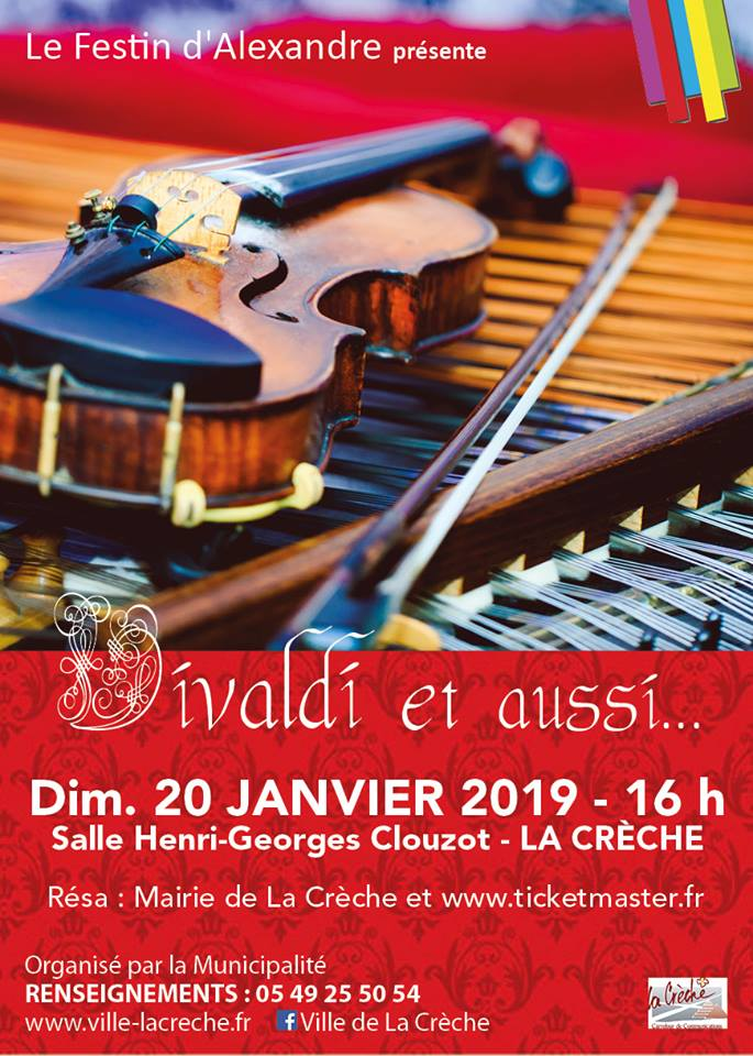 Vivaldi et aussi