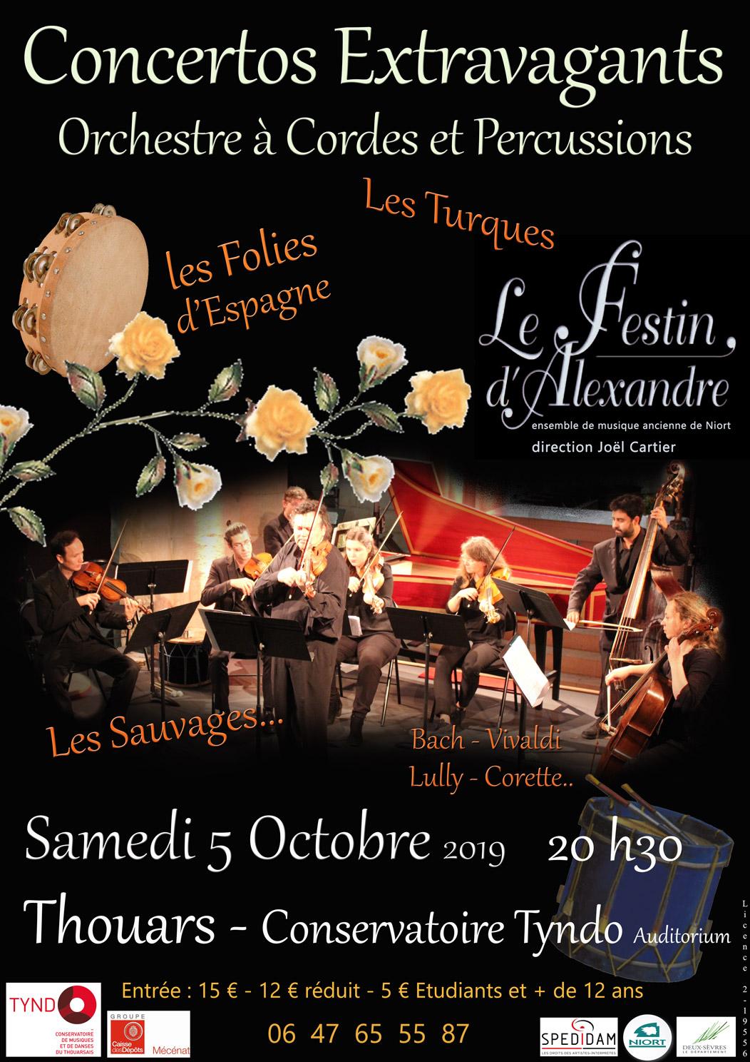 Concertos extravagants