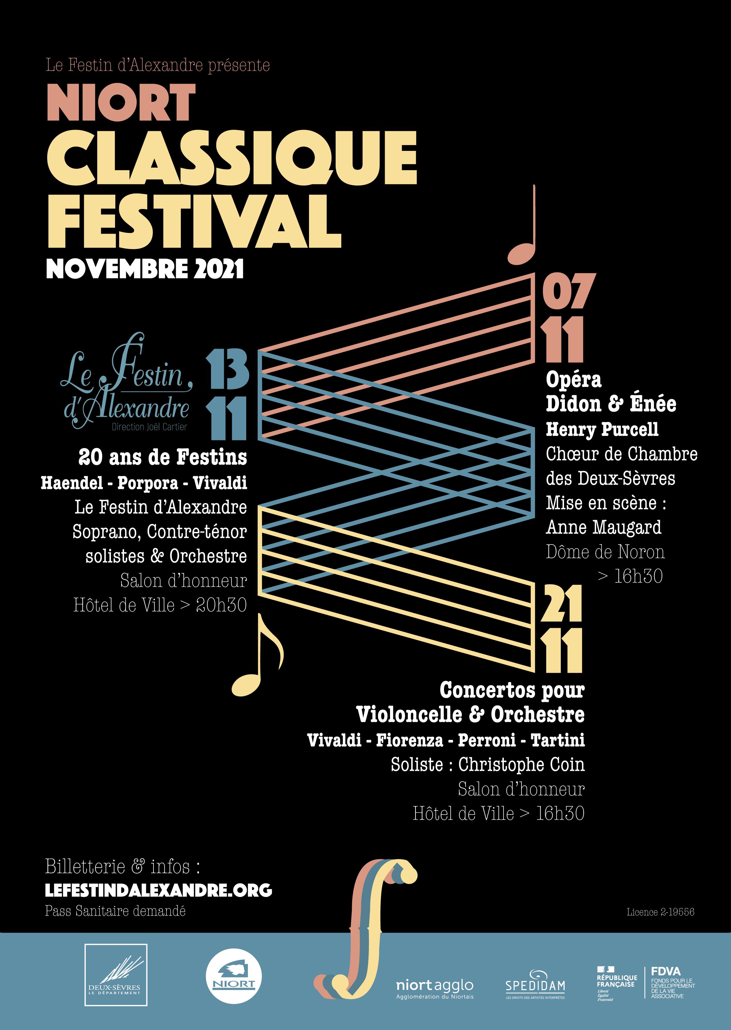 Niort Classique Festival