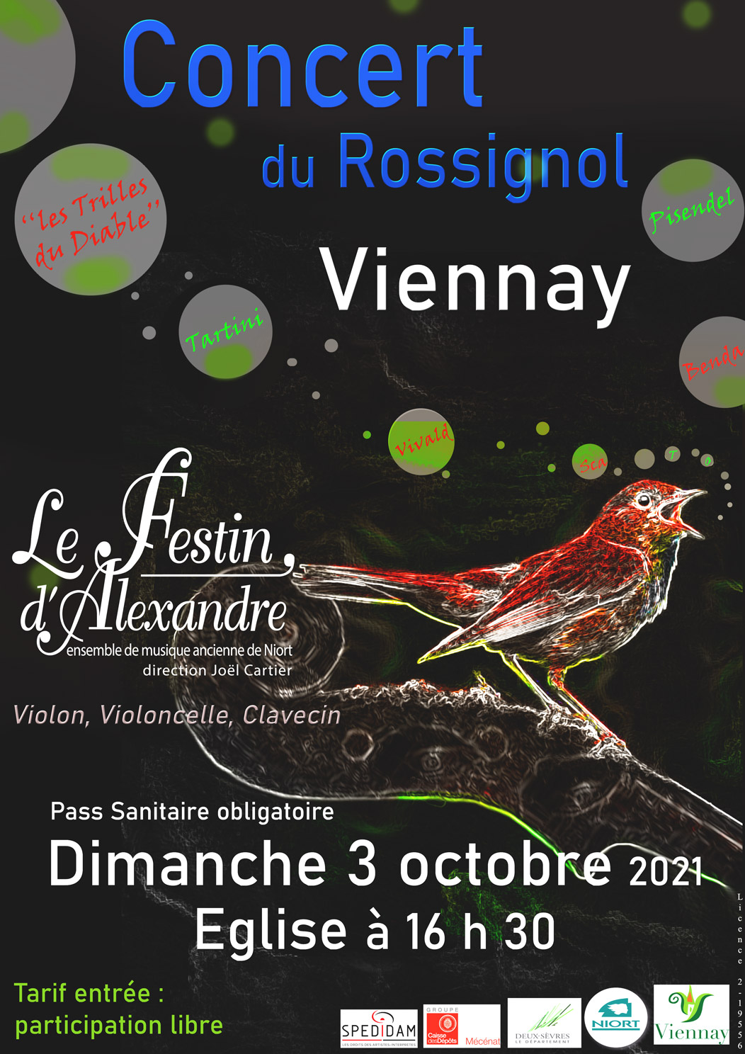 Concert du Rossignol