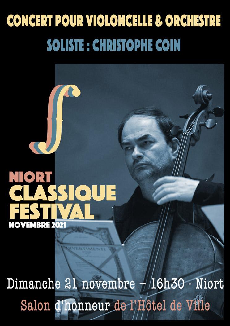 Concert Violoncelle & Orchestre